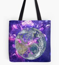 End Of The Earth? Tote Bag