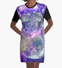 End Of The Earth? Graphic T-Shirt Dress