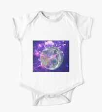 End Of The Earth? Short Sleeve Baby One-Piece