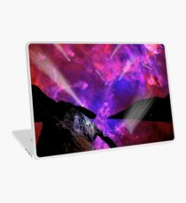 Asteroid Showers over Bow Fiddle Rock Laptop Skin
