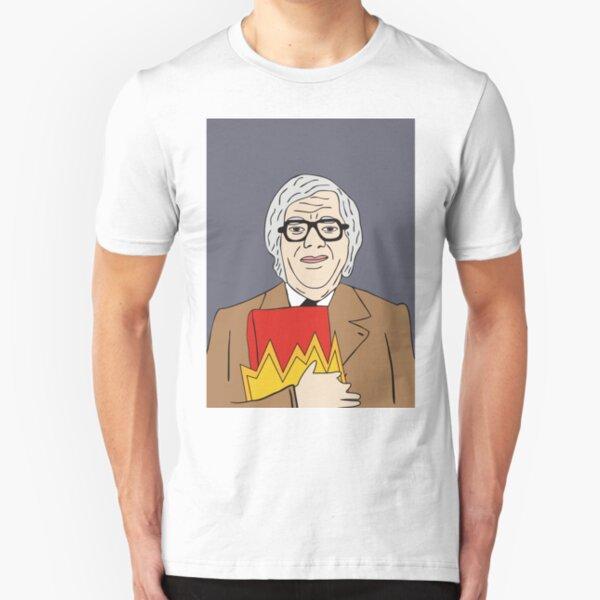 Ray Bradbury Slim Fit T-Shirt
