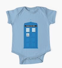 DOCTOR WHO. One Piece - Short Sleeve