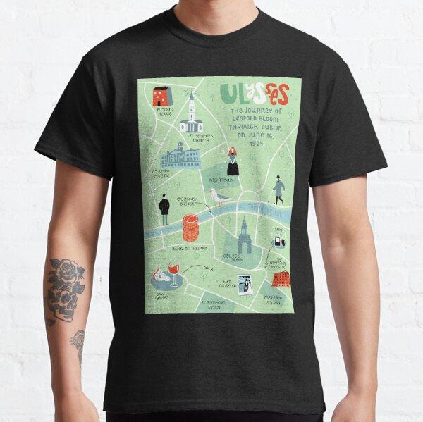 Ulysses Map Classic T-Shirt