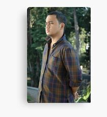 young adult Canvas Print