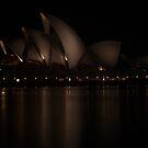 Sydney Opera House by Topher Webb