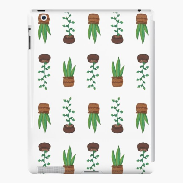 plants iPad Snap Case