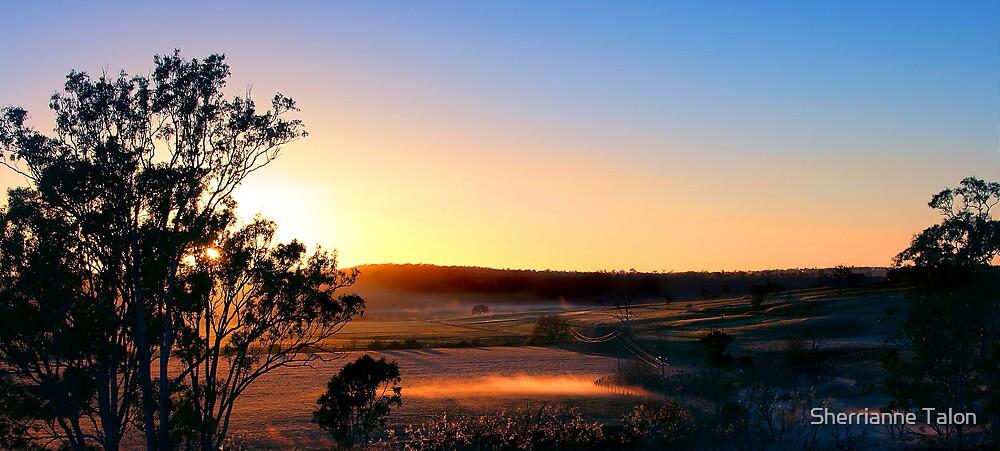 The Last Sunrise by Sherrianne Talon