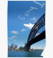 Bridging the Thing Poster
