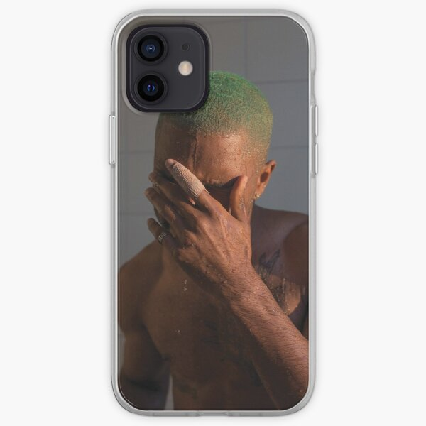 Frank blond ocean iPhone Soft Case