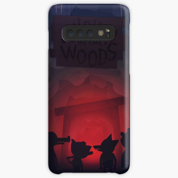 Night in the woods mine Samsung Galaxy Snap Case
