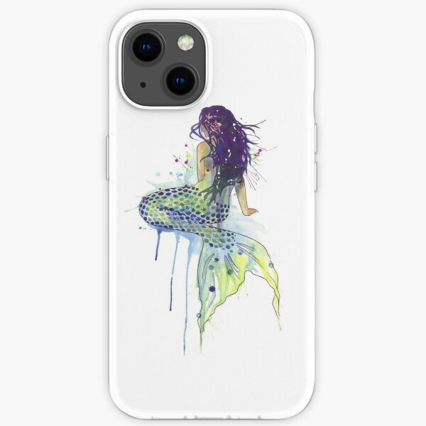 Mermaid iPhone Soft Case