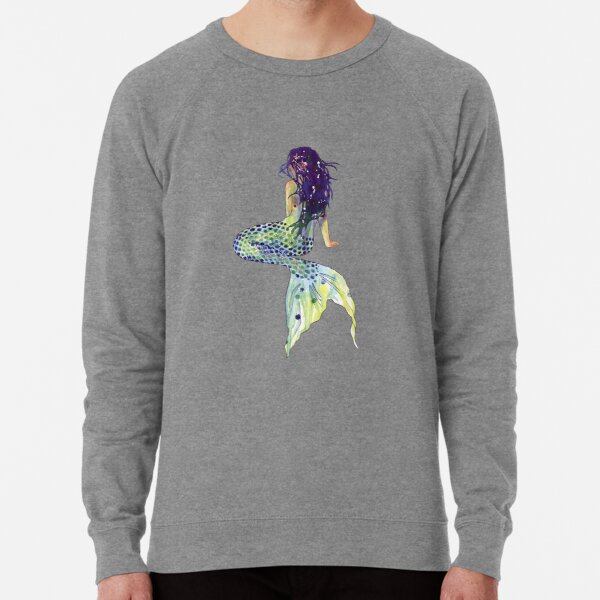 Mermaid Lightweight Sweatshirt