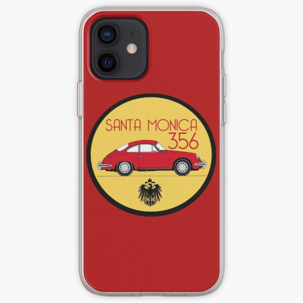 Santa Monica 356 iPhone Soft Case