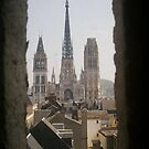 Rouen Cathedral by EtiKat