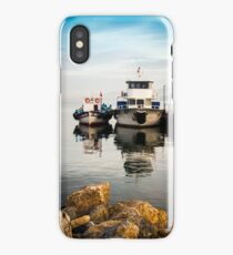 Love Boats AT A Turkish Dock (Imagine us together) iPhone Case/Skin