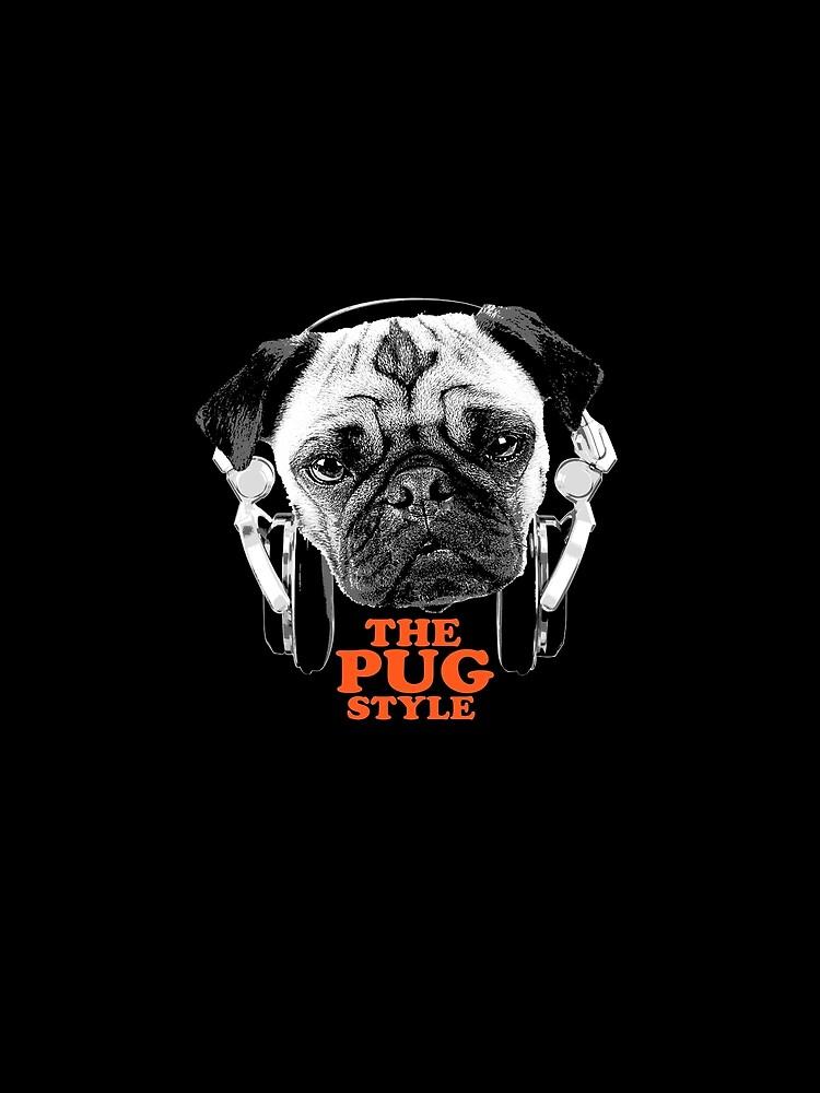 The Pug Style by RaymundoSouza