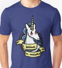 I Believe in Unicorns Unisex T-Shirt