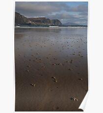 Achill Beach Poster