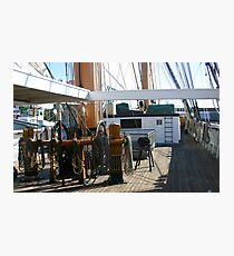 Star of India Midships Photographic Print