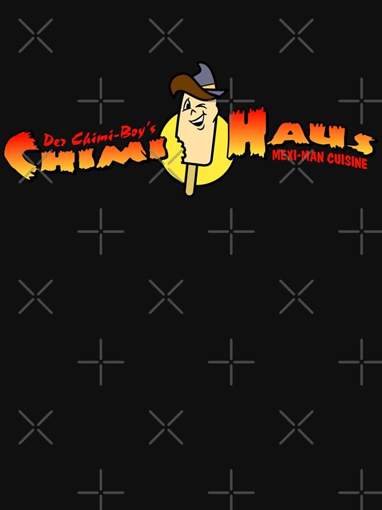 Chimihaus Logo by yeeeoww