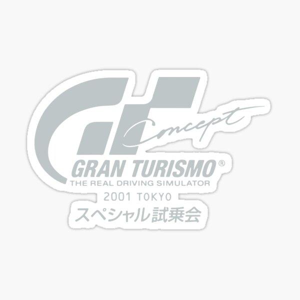 Gran Turismo Sticker