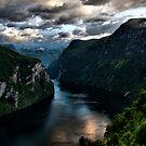 Geirangerfjorden by geirkristiansen