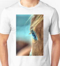 Horse Eye Unisex T-Shirt