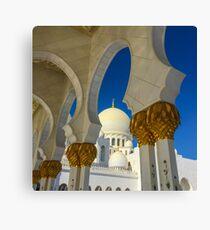 Lienzo Gran Mezquita Sheikh Zayed