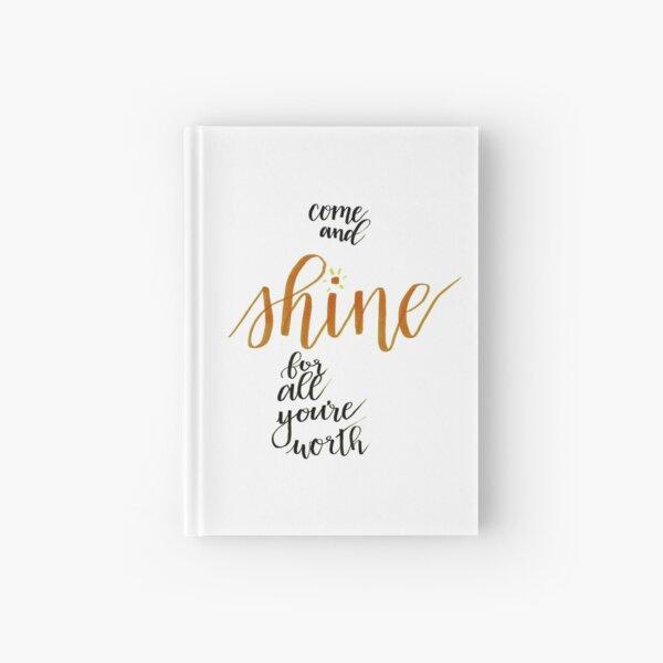 Morning Glow Hardcover Journal