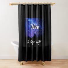 Velaris - Die Stadt des Sternenlichts Duschvorhang