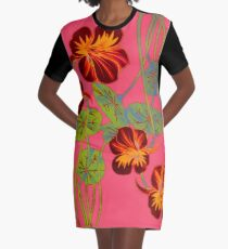 Capucines Graphic T-Shirt Dress