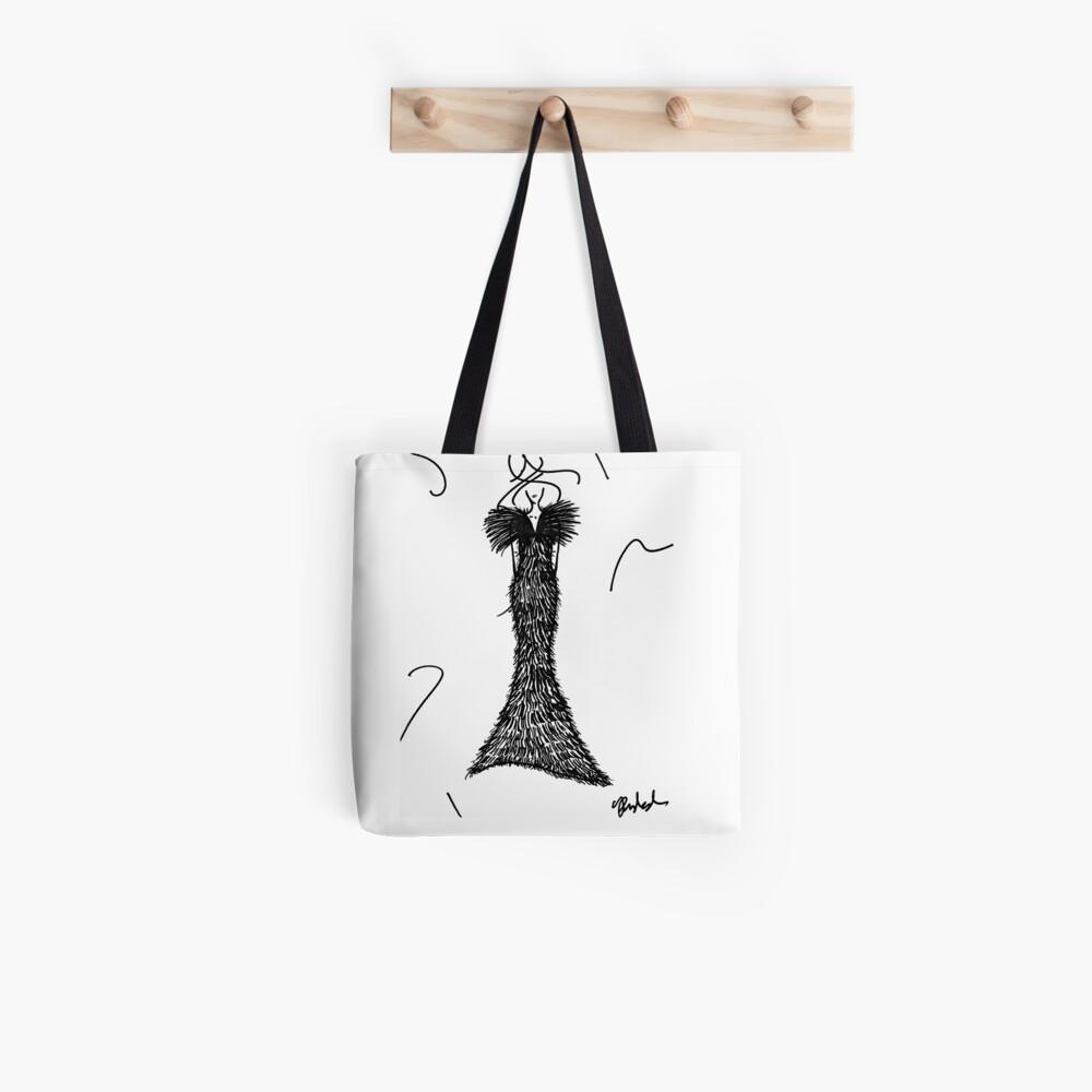 HEADLINE Fashion Illustration / Fashion Drawing / Fashion Home Decor by VON SORELLA (Limited Edition Resort 2020) Tote Bag