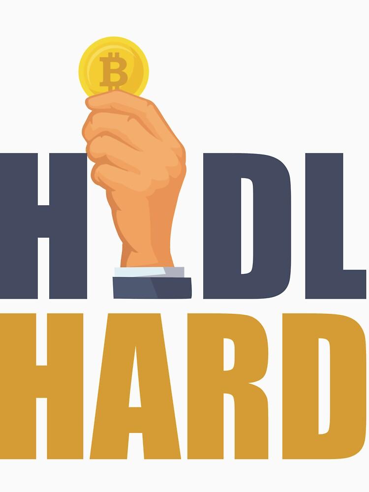 Hodl Hard Hand by HodlHard