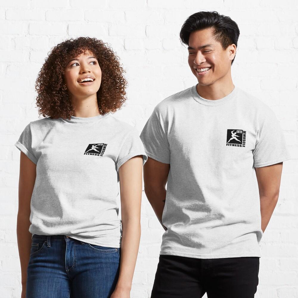 Pocket Cross Fit Training T-Shirt Classic T-Shirt