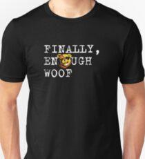 Camiseta ajustada ROBUST BEAR SUFICIENTE