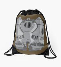 Rocketeer Jetpack Drawstring Bag