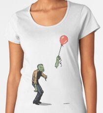 Zombie Premium Rundhals-Shirt