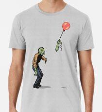 Camiseta premium zombi