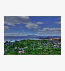 Lámina fotográfica La isla de Arran, Escocia