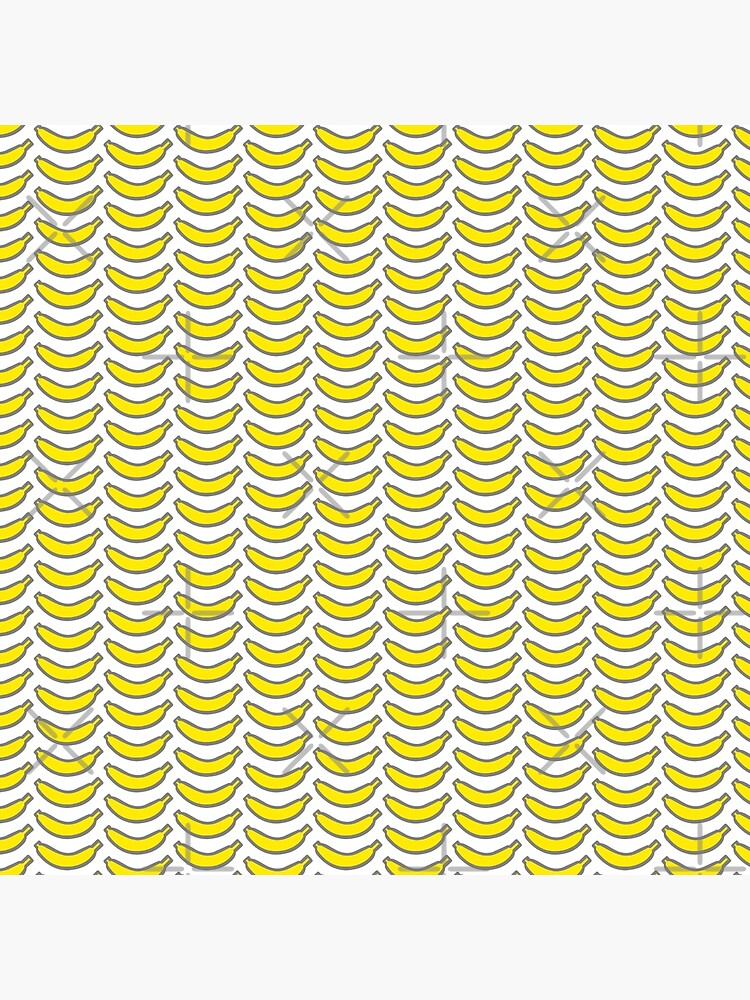 banana pattern by PlantVictorious