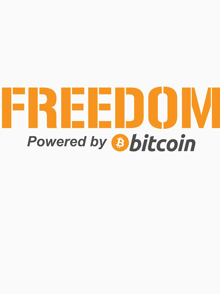 Freedom by Bitcoin by HodlHard