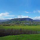 Kingussie Landscape by Tom Gomez