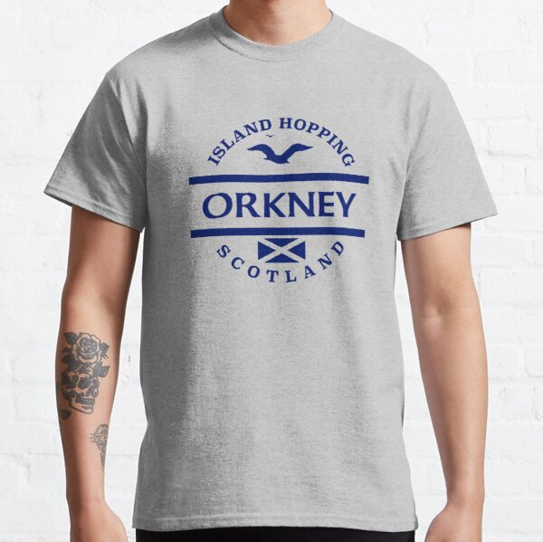 Orkney, Scottish Islands Classic T-Shirt