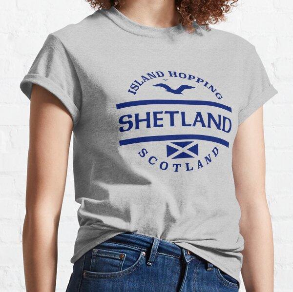 Shetland, Scottish Islands Classic T-Shirt