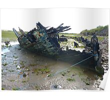 Fleetwood Wrecks . Poster