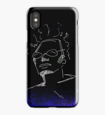 The cool dude  iPhone Case/Skin