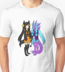 Blaze and Lunar Unisex T-Shirt