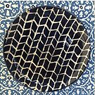 Plate and Patterns by Sonia Keshishian