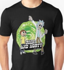 Rick and Morty vs The World T-Shirt