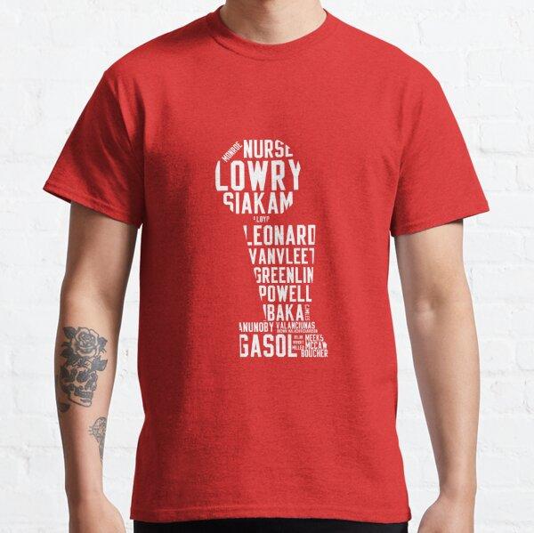 Raptors Champions Classic T-Shirt
